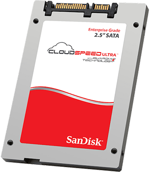 SanDisk CloudSpeed Ultra™ SATA SSD